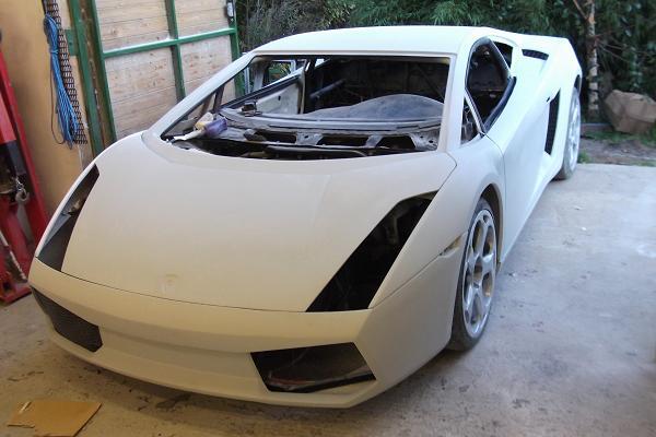 Lamborghini Gallardo Replica 08