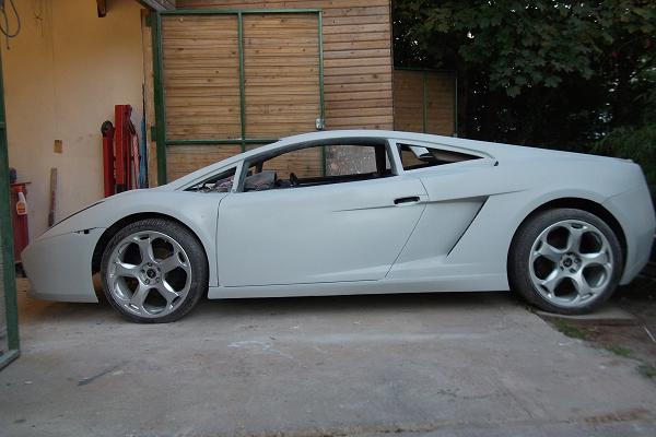 Exceptional Lamborghini Gallardo Replica Based On Toyota MR2