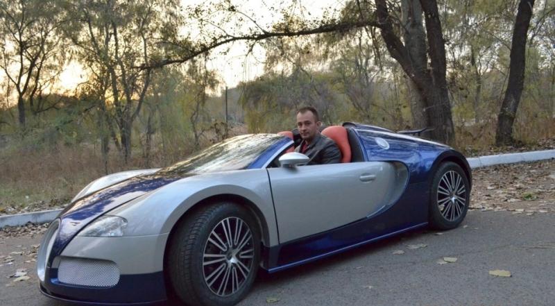 Bugatti veyron kit cars