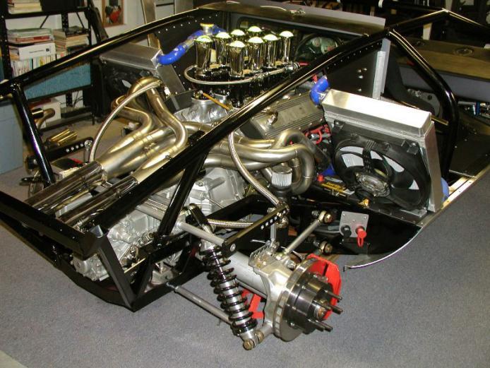 Lamborghini Countach Replicas