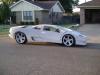 Lamborghini Diablo Replica body