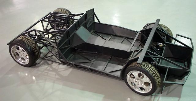 Lamborghini Diablo Replica Chassis