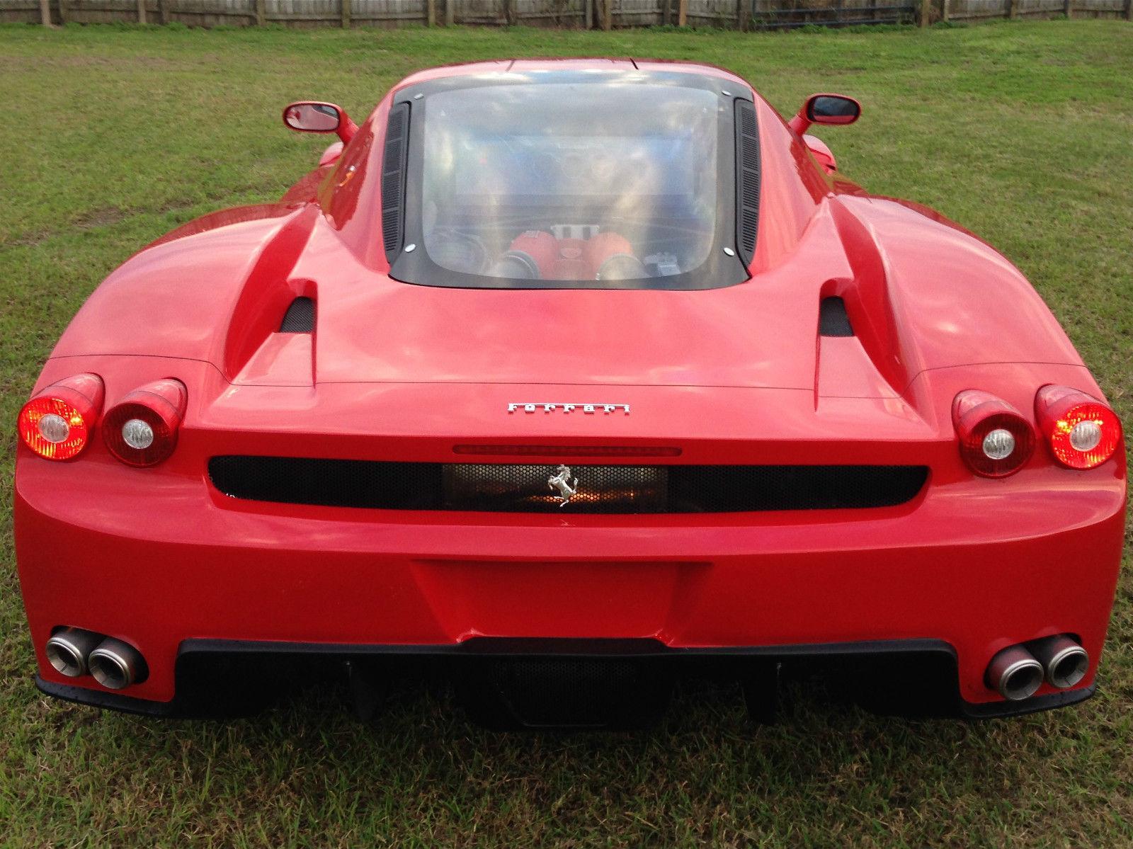 Ferrari F430 Based Enzo Replica