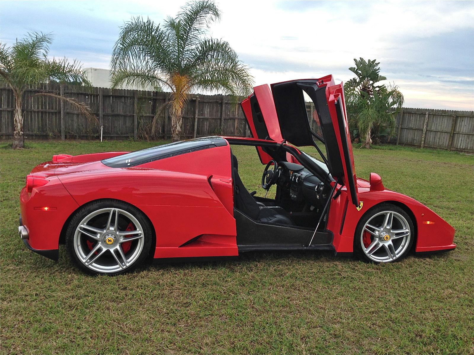 Enzo Ferrari Replica Kit Html Autos Weblog