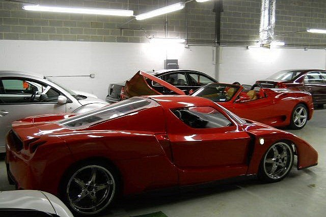 Ferrari Enzo Replica Based On Toyota Mr2 076