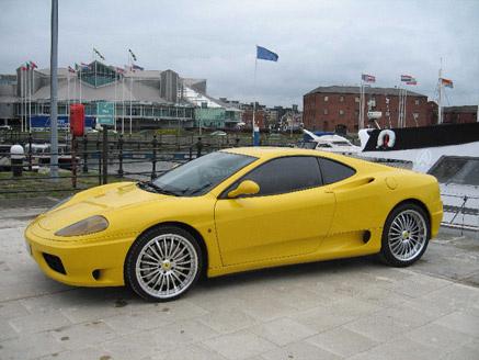 Ferrari f360 replicas - Kit carrosserie peugeot 406 coupe ...