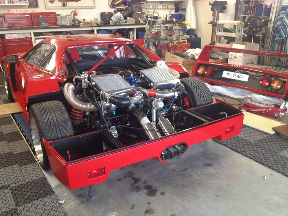 Ferrari F40 Replicas