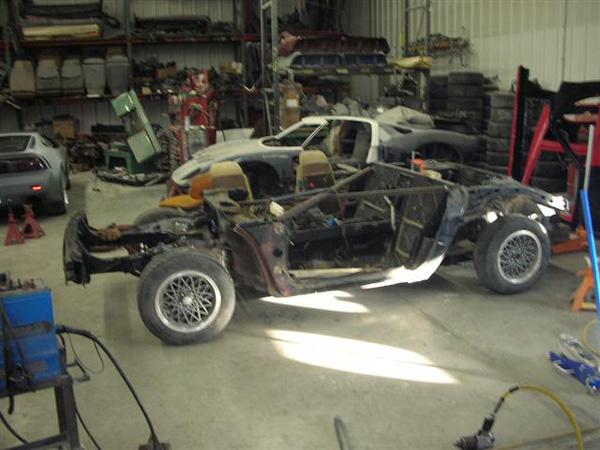 Lamborghini Miura Replicas