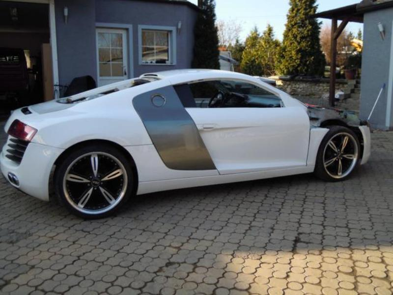 audi r8 replica. Black Bedroom Furniture Sets. Home Design Ideas