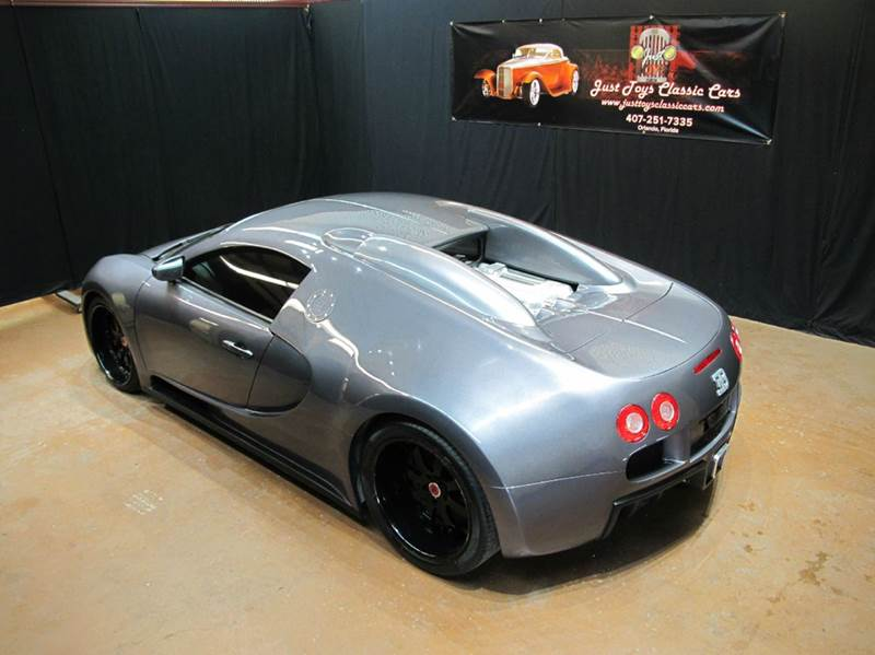 your 82k veyron replica is here. Black Bedroom Furniture Sets. Home Design Ideas