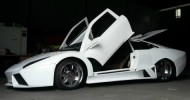 Lamborghini Reventon replica based on Nissan 300ZX