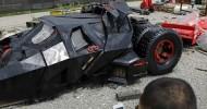 Batman's tumbler replica