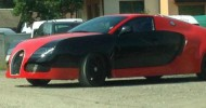 Bugatti Veyron replica