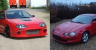 What you see here is Toyota Supra replica build on 1994 Toyota Celica. The owner is a 18 yo guy […]